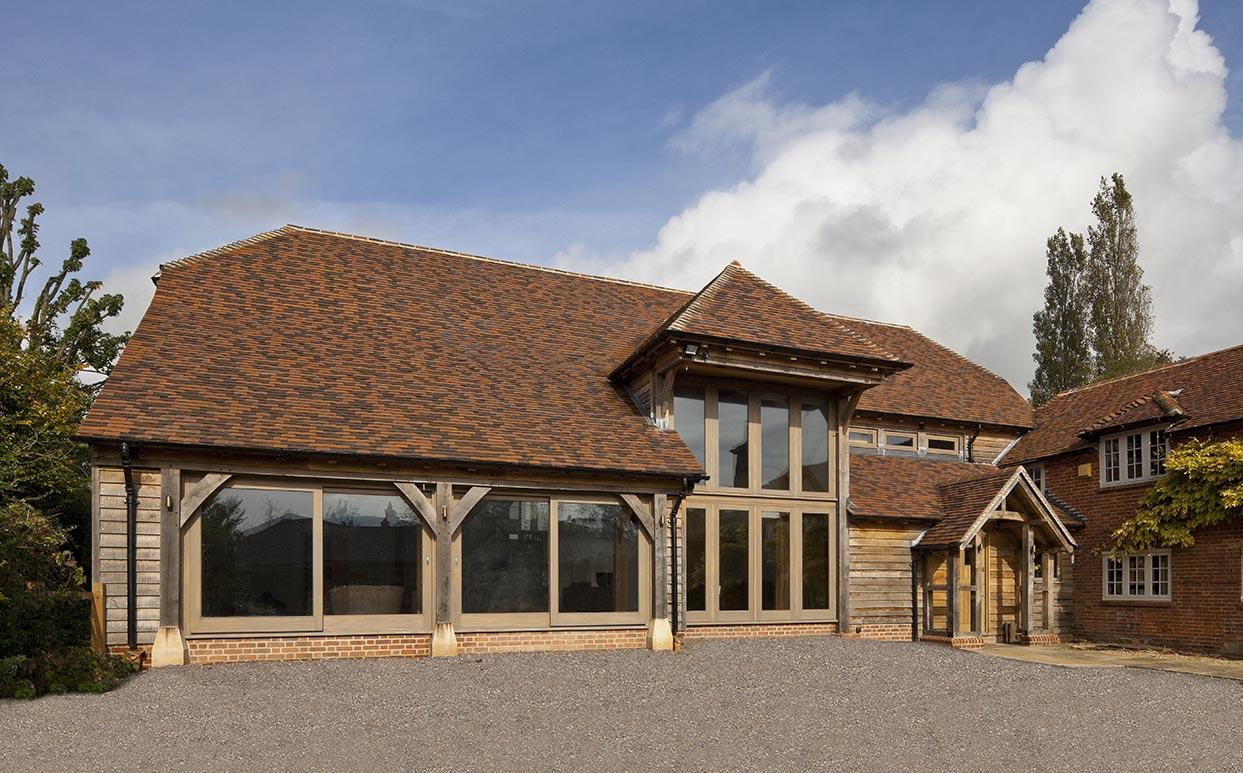 Oak frame house designs house design for New home designs under 150k