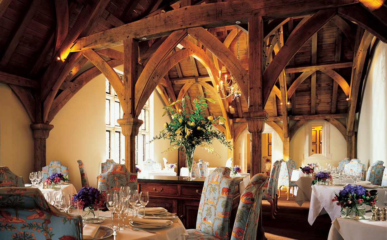 Great Fosters Dining Hall