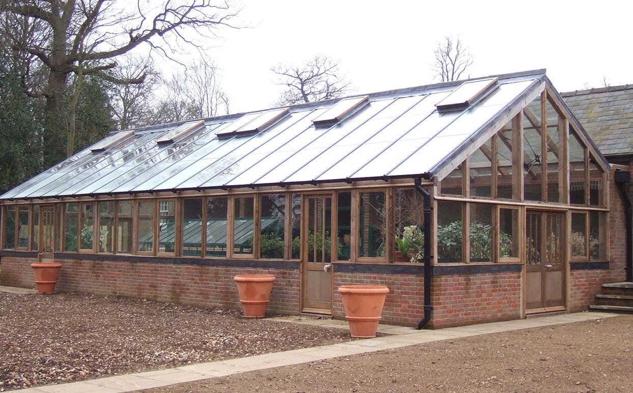 Luton Hoo Greenhouse