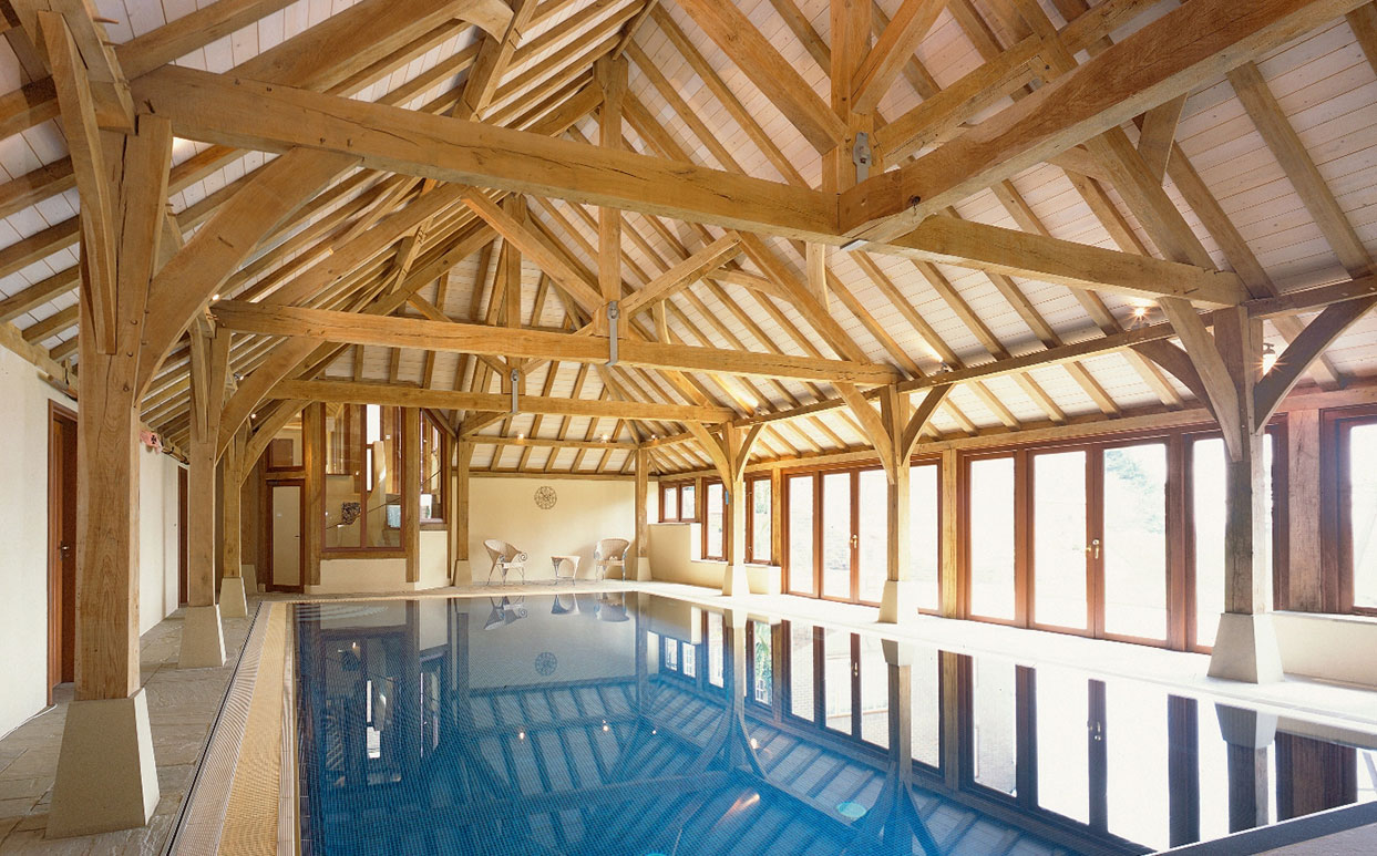 Marley Manor Pool Barn