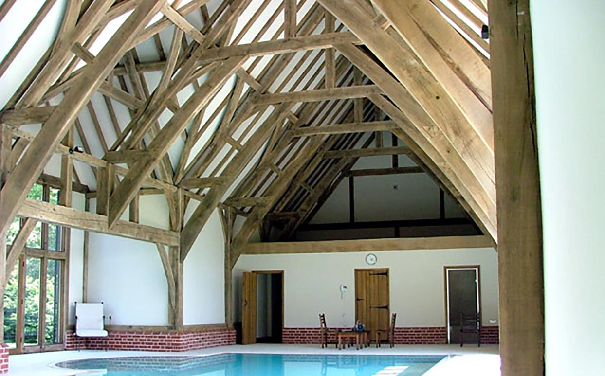 Bramfield Pool Barn