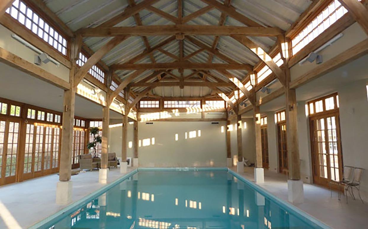 Harefold Park Pool Barn