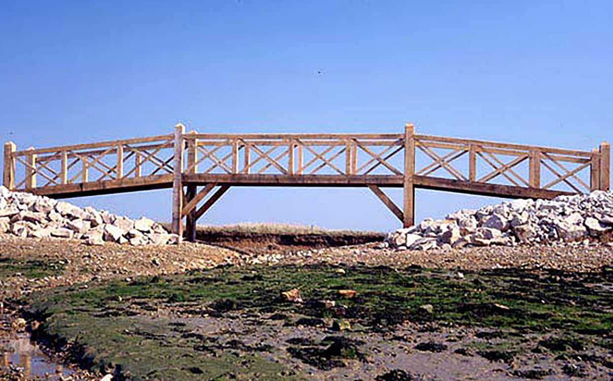 Thorney Island Bridge