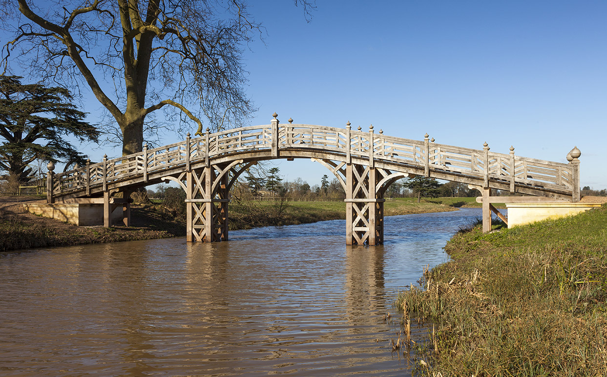 Croome Court Bridge